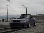 Subaru Legacy BC5 Sedan