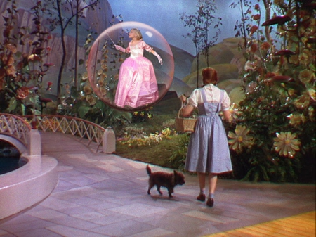 The Wizard Of Oz 3d And Cg Abstract Background