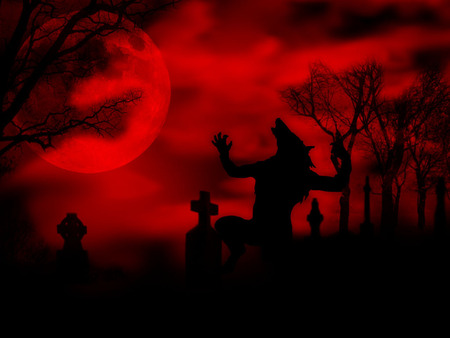 Red Full Moon Wallpaper Bigking Keywords And Pictures