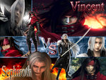 Sephiroth vs Vincent