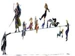 Sephiroth Versus....