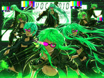 Vocaloids Team War