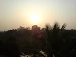 Rangamati's sunset