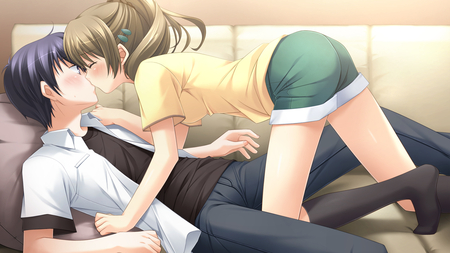 Boy x pic Boy X Girl Other Anime Background Wallpapers On Desktop Nexus Image 624907