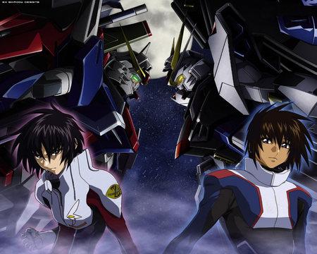 Gundam Seed Destiny Gundam Seed Anime Background