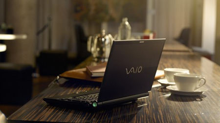 sony-vaio-slim-laptop - laptop
