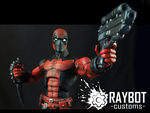 Ultimate Deadpool Custom Figure