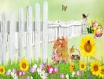 Easter Yard