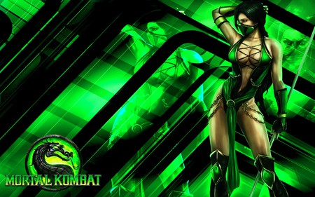 Jade Mortal Kombat Video Games Background Wallpapers On Desktop