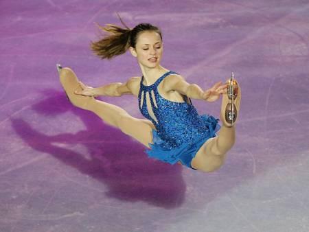 Sasha Cohen - sasha cohen, cohen, ice, figure skater, olympics, sasha