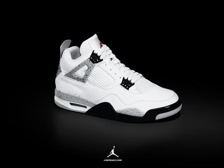 detailing a704d 157e1 Air Jordan IV - Fashion   Entertainment Background Wallpapers on ...