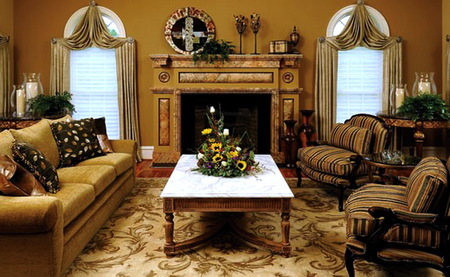 Very nice living room - Other & Architecture Background Wallpapers ...