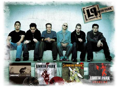 Linkin Park - Discography v1 - linkin park, stewart whaley, 2007, wallpaper