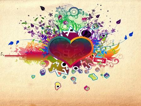 Graffiti Love Graffiti Abstract Background Wallpapers On Desktop