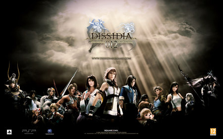 Dissidia Duodecim 012 - warrior of light, vaan, bartz klauser, squall leonhart, clouds, bartz, warriors, helmets, onion knight, final fantasy, tifa lockhart, squall, final fantasy dissidia, shantotto, weapons, firion, lightning, games, video games, yuna, kain, lightning farron, sun rays, kain highwind, swords, cecil, zidane tribal, zidane, cecil harvey, jecht, armor, claire farron, dissidia, duodecim 012, tifa, armour