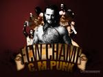 CM Punk ECW Champion