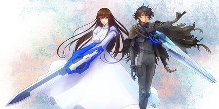 Setsuna Marina Gundam Wing Anime Background Wallpapers On Desktop Nexus Image 632794