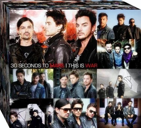 Resistance is Useless - jared, tomo, 30stm, echelon, 30 seconds to mars, shannon