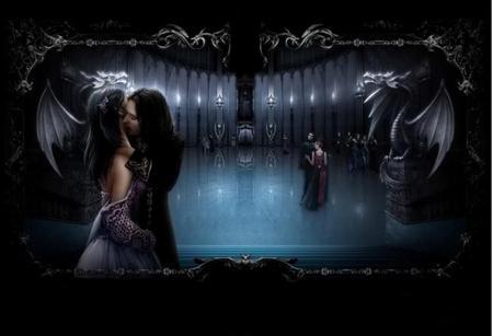 Gothic Vampire Backgrounds DRAGON VAMPIRE KINGDOM