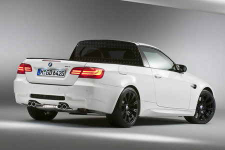 BMW M3 Pick Up - cars, m3, pick up, bmw