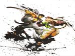 Ryu vs Cammy