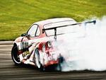 Drifting Nissan