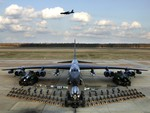B52 bomber payload