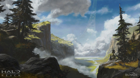 Forge World - Halo & Video Games Background Wallpapers on