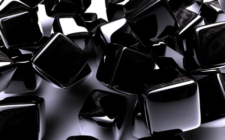 Black Ice 3d And Cg Abstract Background Wallpapers On