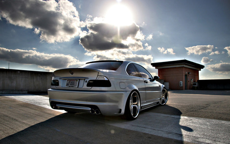 M3 - cars, photography, speed, bmw, m3, power, luxury