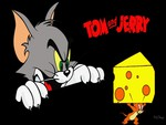 Simple Tom and Jerry