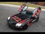 Edo Competiton Mercedes Benz SLR Black Arrow