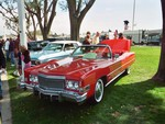 RED CADDY ELDORADO CONVERT