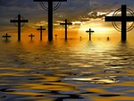 CROSSES  ARISE