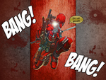 Deadpool Goes Bang