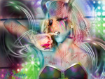 lady gaga obsesive fan wallpaper