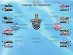 NHL Playoffs 2011 Brackets