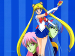 Sailor Moon, An and Ail