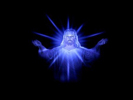Jesus Glorious Black Christ Wallpaper