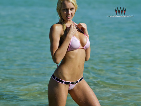 Wicked Weasel Girl - Models Female & People Background Wallpapers on ...