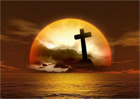 Cross At Sunset Jesus Christ The Lord Wallpapers And Images