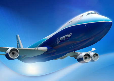 Boeing 747 8 Commercial Aircraft Background Wallpapers On Desktop Nexus Image 644815
