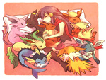 Eeveelution & Trainer