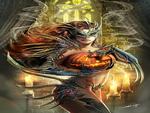 Witchblade Halloween
