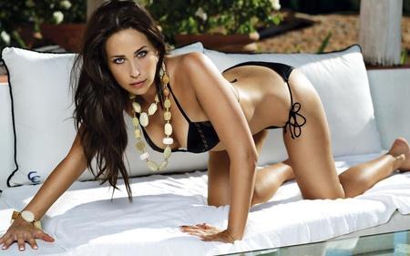 Ibi Stoving - sexy, beautiful, model, bikini, people