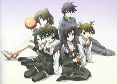 School Days Group Other Anime Background Wallpapers On