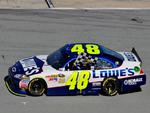 Jimmie Johnson Talladega 04-17-11