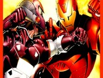 Invincible Iron Man Vs Zane