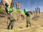 Mortal Kombat 9 Sub Zero and Reptile