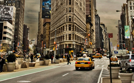 Welcome To New York Other Architecture Background Wallpapers On
